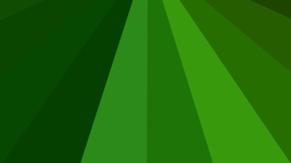 Forest Green Radial Background Design