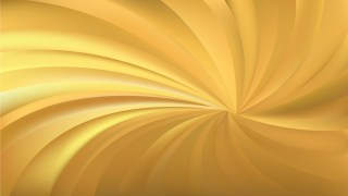 Abstract Gold Radial Spiral Rays background Vector Graphic