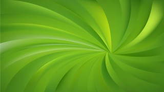 Green Spiral Background Vector Art