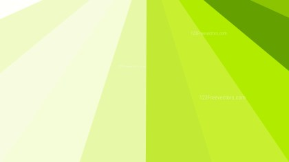 Abstract Green and Beige Rays Background