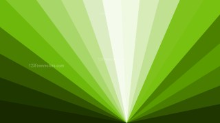Green and White Radial Burst Background Image