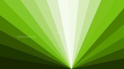 Green and White Radial Burst Background Image