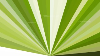 Abstract Green and White Burst Background