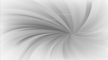 Grey Radial Spiral Rays background Graphic