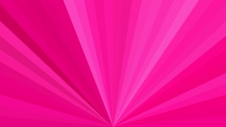 Hot Pink Rays Background
