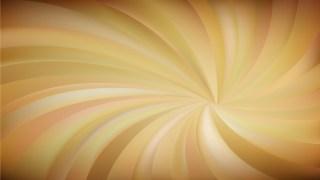 Orange Swirling Radial Background Vector Graphic