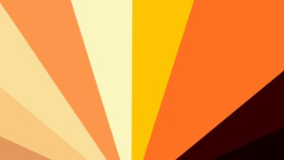 Abstract Orange and Brown Burst Background