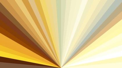 Orange and White Radial Burst Background