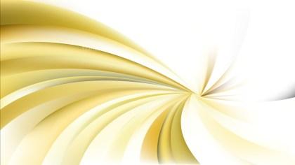 Orange and White Spiral Rays Background