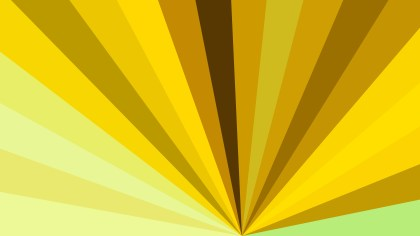 Abstract Orange and Yellow Radial Background Design
