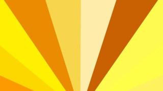 Orange and Yellow Rays Background Illustration