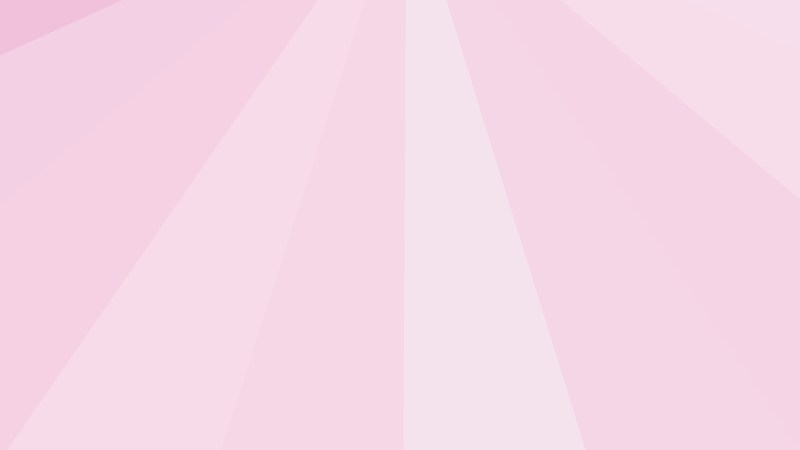 Abstract Pastel Pink Radial Stripes Background Vector Graphic