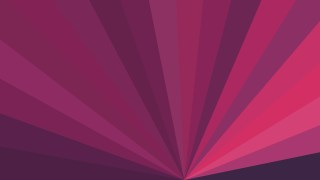 Pink Radial Stripes Background