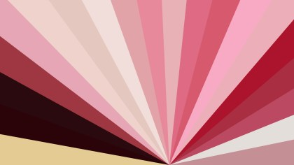 Abstract Pink and Beige Burst Background
