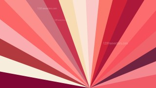 Pink and Beige Radial Burst Background Image