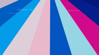 Abstract Pink and Blue Burst Background
