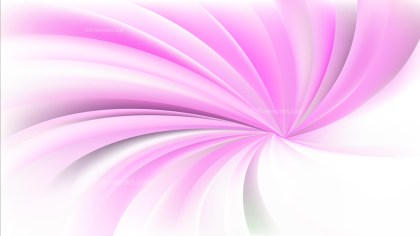 Pink and White Spiral Background