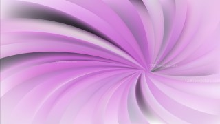 Abstract Purple Swirling Radial Background