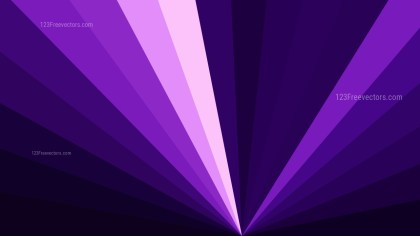 Abstract Purple and Black Rays Background