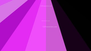 Abstract Purple and Black Rays Background Illustration