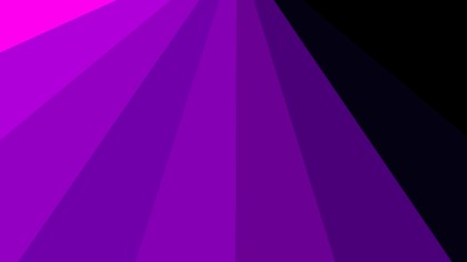 Abstract Purple and Black Radial Background Design