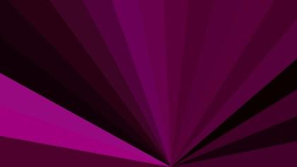 Purple and Black Burst Background