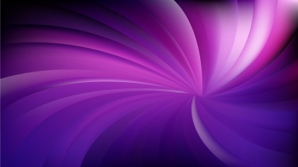 Abstract Purple and Black Spiral Background