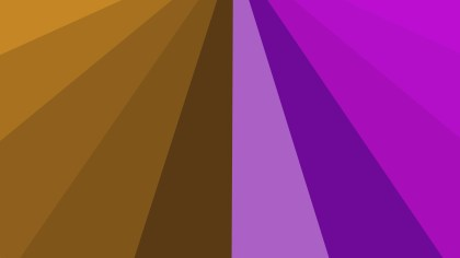 Purple and Orange Rays Background