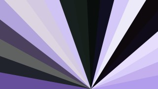 Abstract Purple Black and White Radial Stripes Background Vector Graphic