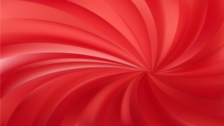 Abstract Red Radial Spiral Rays background