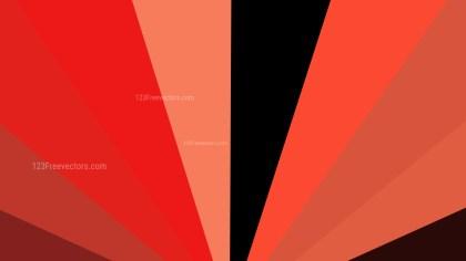 Red and Black Radial Burst Background