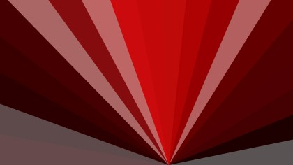 Abstract Red and Black Radial Background
