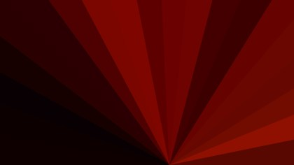 Red and Black Radial Burst Background Image
