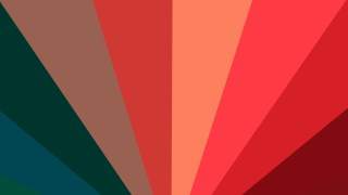 Abstract Red and Green Rays Background Illustration