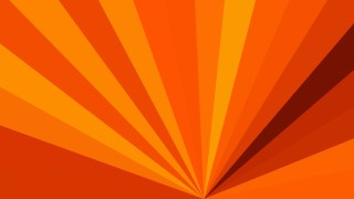 Red and Orange Rays Background