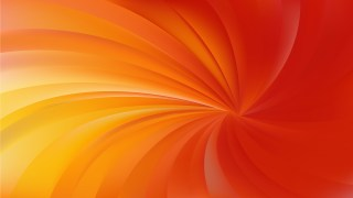 Red and Orange Twisted Spiral Rays Background