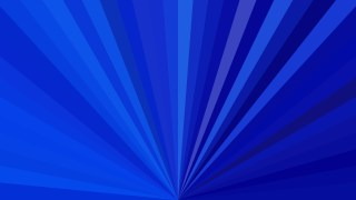 Abstract Royal Blue Burst Background