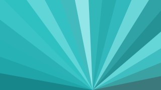 Abstract Turquoise Rays Background Illustration