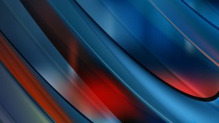 Abstract Black Red and Blue Diagonal Background Design