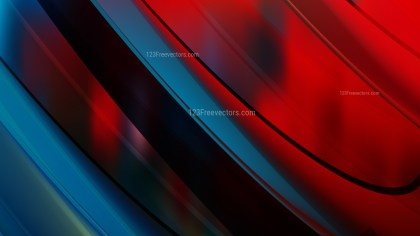 Black Red and Blue Diagonal Background Vector