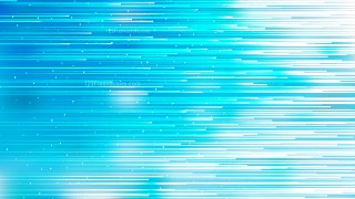 Blue and White Abstract Horizontal Lines Background