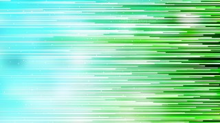Abstract Blue Green and White Horizontal Lines Background Image