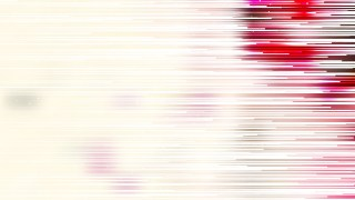 Pink and White Abstract Horizontal Lines Background Illustrator
