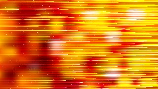 Abstract Red and Yellow Horizontal Lines Background