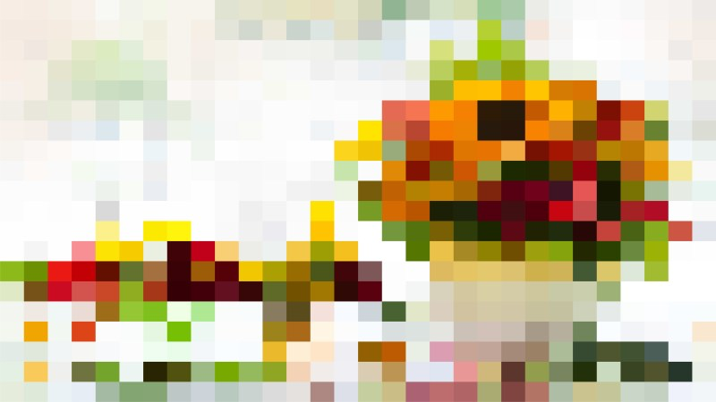 Light Color Square Mosaic Background