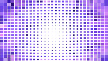 Abstract Purple and White Square Mosaic Background Graphic
