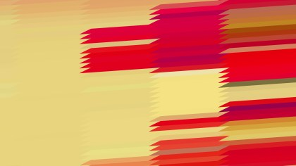 Abstract Beige and Red Geometric Shapes Background Illustrator