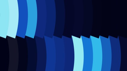 Black and Blue Geometric Shapes Background Vector Graphic