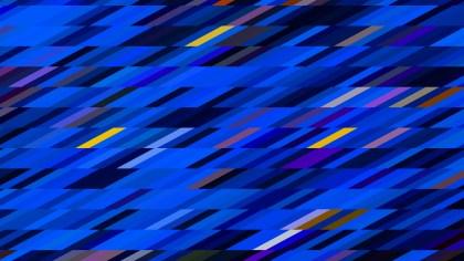 Black and Blue Geometric Shapes Background Illustrator