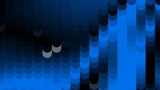 Abstract Black and Blue Geometric Shapes Background Vector